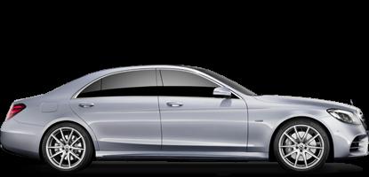Mercedes S-class Long